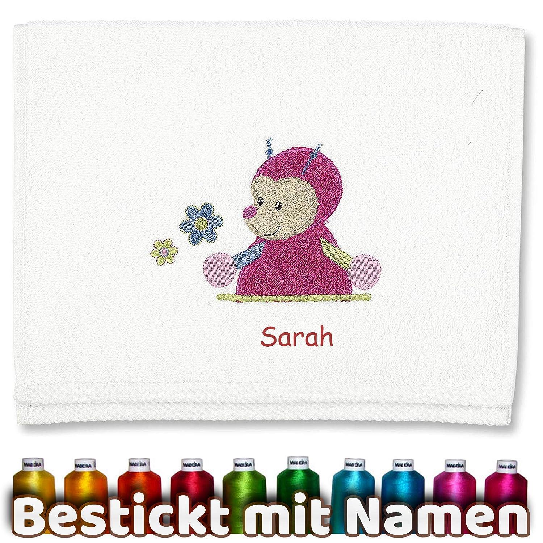Sterntaler Badetuch 100x100cm Katharina Personalisiert mit Namen//Personalisiert