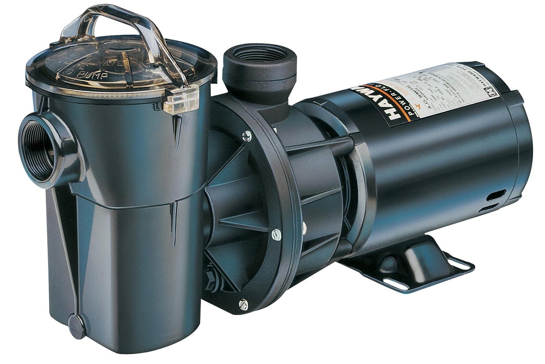 Amazon.com : Hayward SP1780 PowerFlo II 1 HP Above-Ground Swimming Pool Pump  : Swimming Pool Water Pumps : Garden & Outdoor