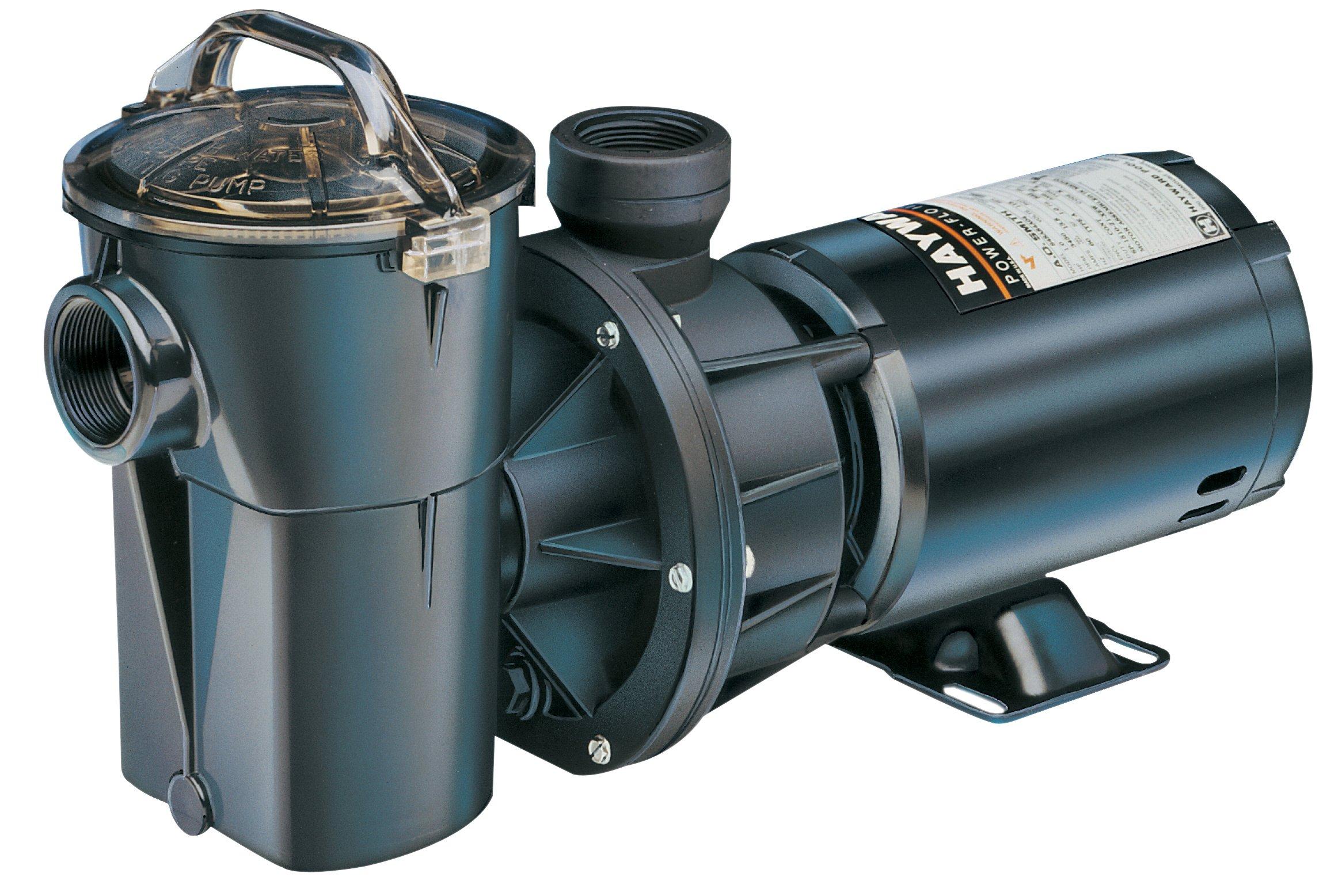 Hayward SP1750 PowerFlo II 0.5 HP Above-Ground Swimming Pool Pump