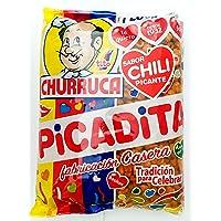 Churruca Picadita Chili Picante Cóctel de frutos secos
