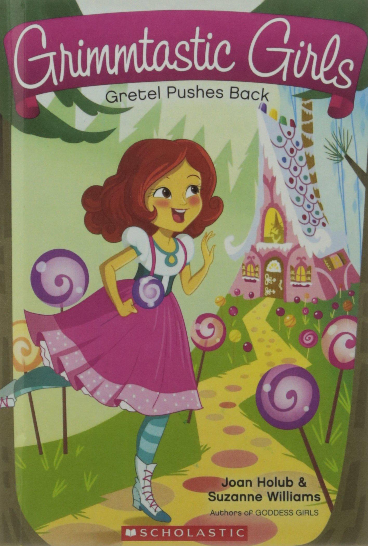 Gretel Pushes Back (Turtleback School & Library Binding Edition) (Grimmtastic Girls) PDF