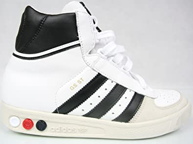 super popular 6480d dee8e adidas Originals G.S ST – Running WhiteBlackBliss Q20419 White Size 6.5