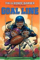 Goal Line (Barber Game Time Books) Kindle Edition