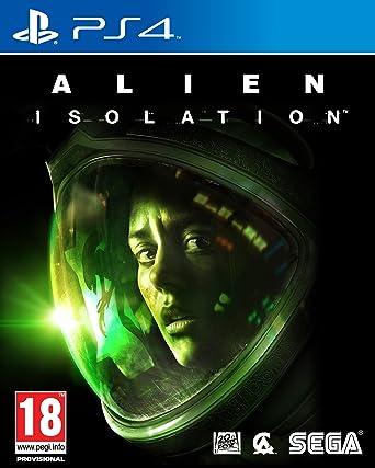 Alien: Isolation (PS4): Amazon co uk: PC & Video Games