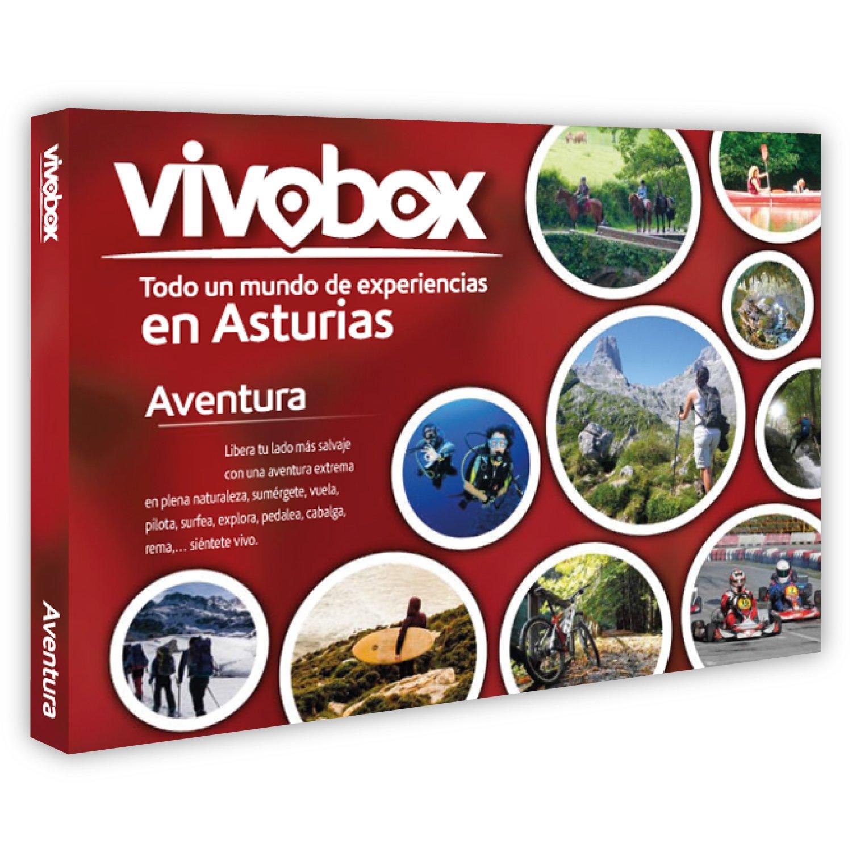 Vivobox Aventura - Caja Regalo Experiencias en Asturias: Amazon.es: Deportes y aire libre