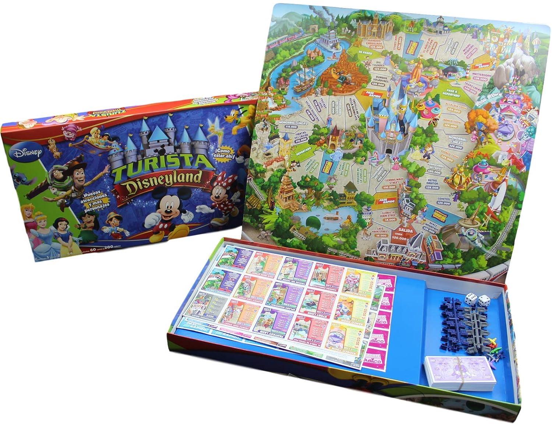 Amazon.com: Turista Mundial Disneyland Spanish Edition ...