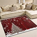 zzkko xmas large area rug carpet 5x7150x200 cm christmas - Christmas Rugs Large