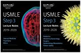 USMLE Step 3 Lecture Notes 2019-2020: 2-Book Set
