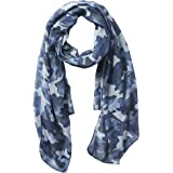 Tickled Pink Womens Lightweight Summer Insect Shield Scarf
