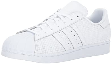 adidas Originals Men's Superstar Shoes, White, ...