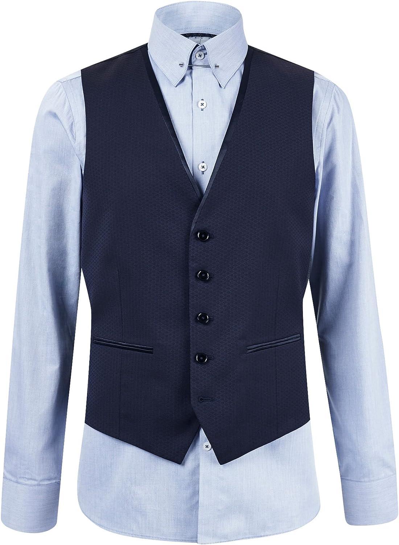Burton Menswear London Mens Skinny Jacquard Tuxedo Trousers