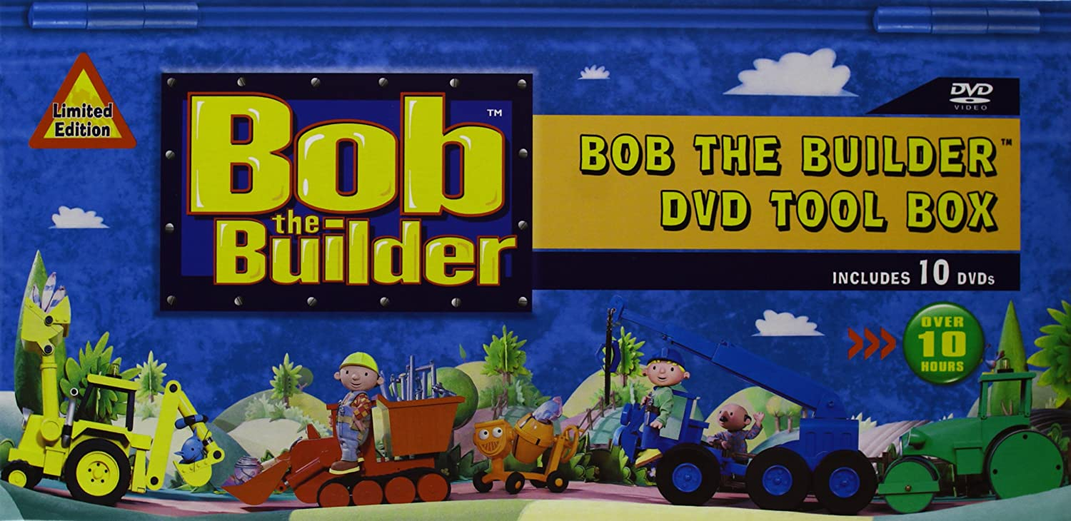 bob the builder tool box