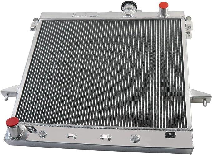HU3010102 New All Aluminum Radiator OEM# 25964054 25964053 HU3010101