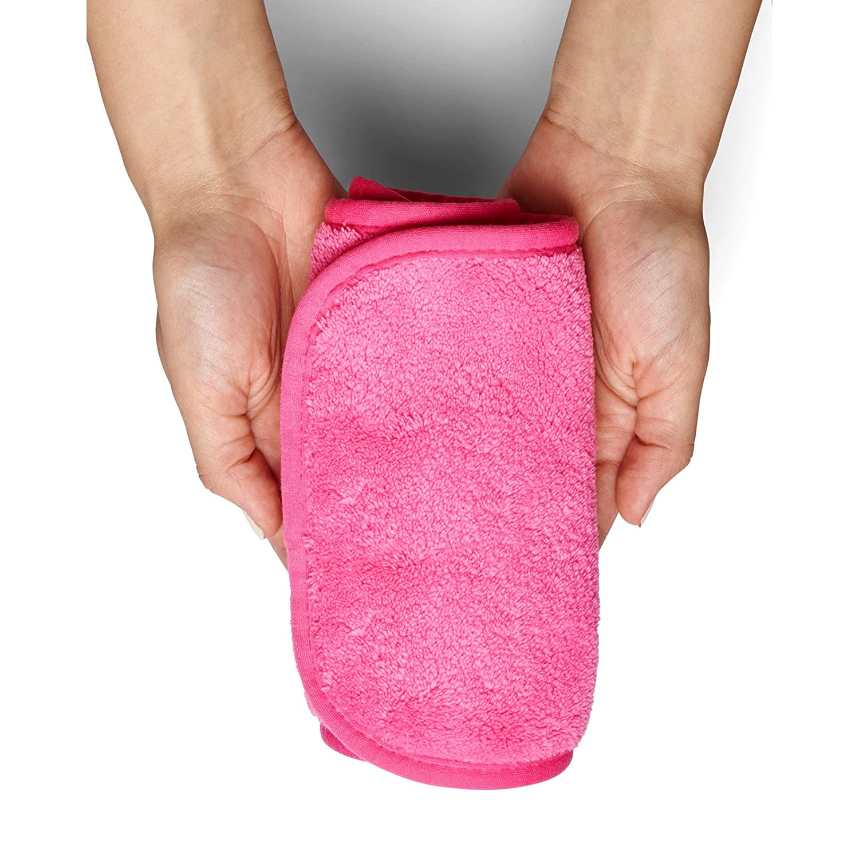 2 paños de microfibra sin productos químicos para eliminar maquillaje: Amazon.es: Belleza