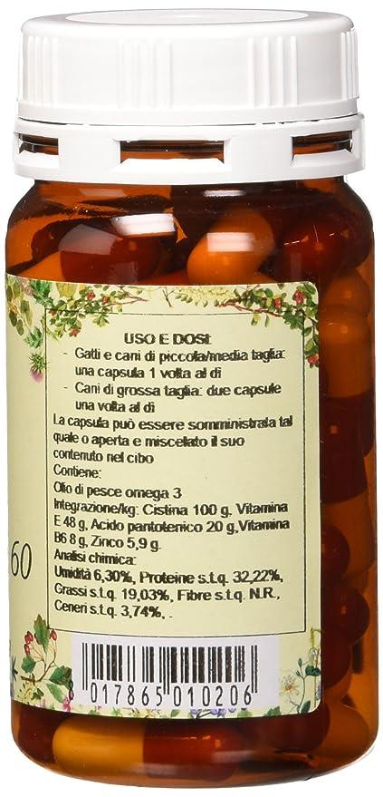 Gea Alimento complementaria mantogea Plus - 30 gr: Amazon.es: Productos para mascotas