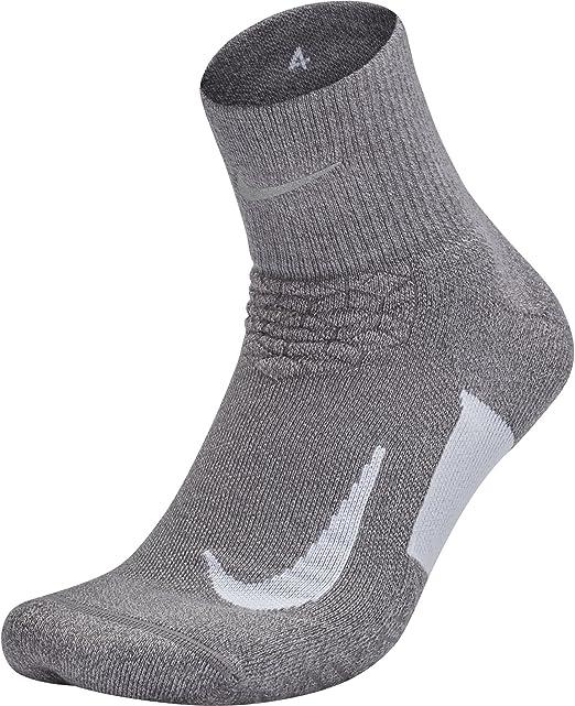 NIKE Spark Cushion Quarter Running Socks (1 Pair)
