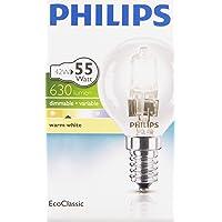 Philips 83148100CLASSIC30TRL 42W E14K enerji tasarruflu yüksek voltajlı halojen lamba Açık