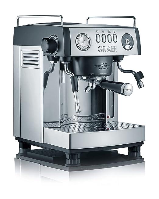 Graef ES902EU Cafetera Espresso Manual, 2515 W, 3 litros ...