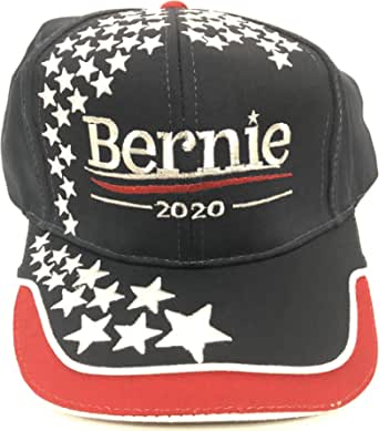 Bernie Sanders 2020 Snap Back Stars and Stripes Navy at