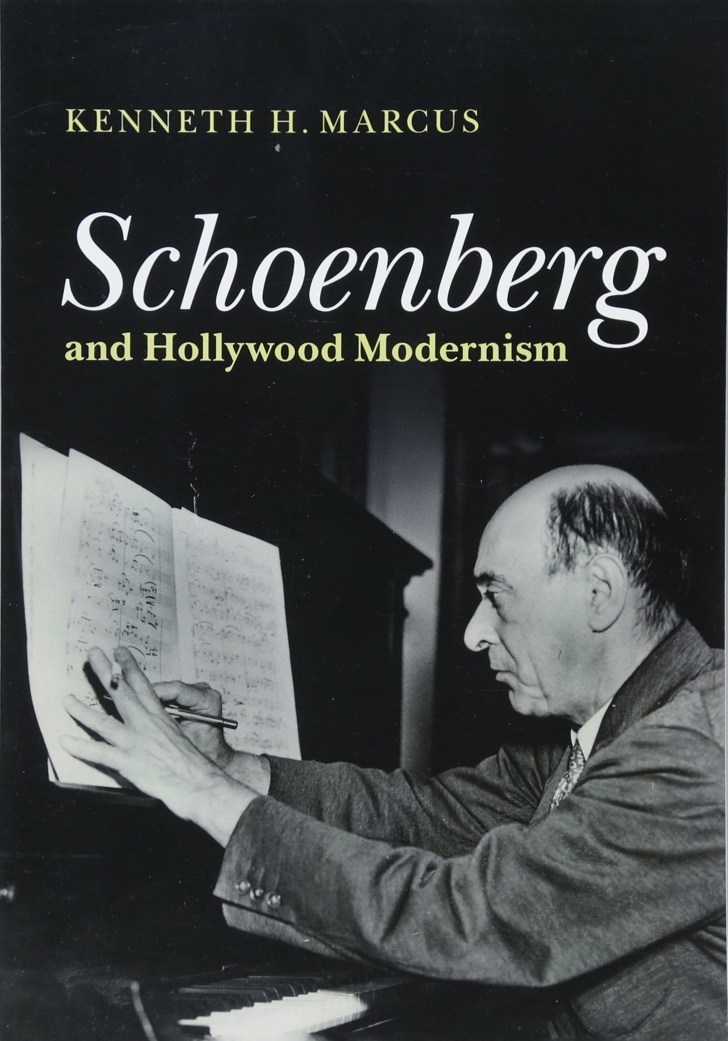 Download Schoenberg and Hollywood Modernism PDF