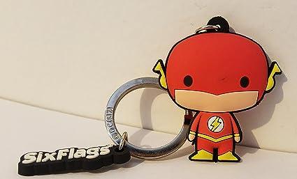 Amazon.com : Six Flags Magic Mountain DC Comics The Flash ...