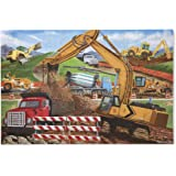 Melissa and Doug MD8900 Building Site Floor Puzzle (48 Pieces)