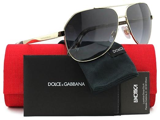 Amazon.com: Dolce & Gabbana DG2144 - Gafas de sol ...