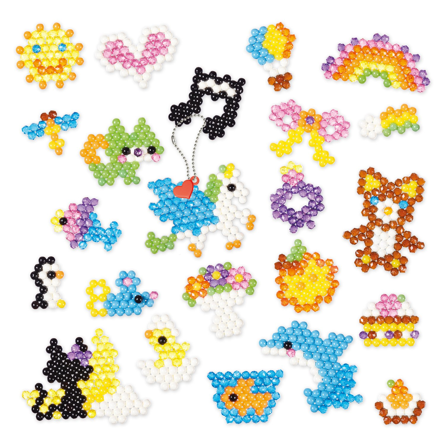 Amazoncom AquaBeads Ultimate Design Studio Playset Toys Games - Aquabeads templates