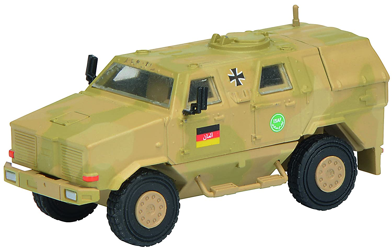 Schuco 452624400 - 'Dingo I, ISAF 1:87' Fahrzeug Schuco 452624400 - Dingo I ISAF 1:87 Fahrzeug