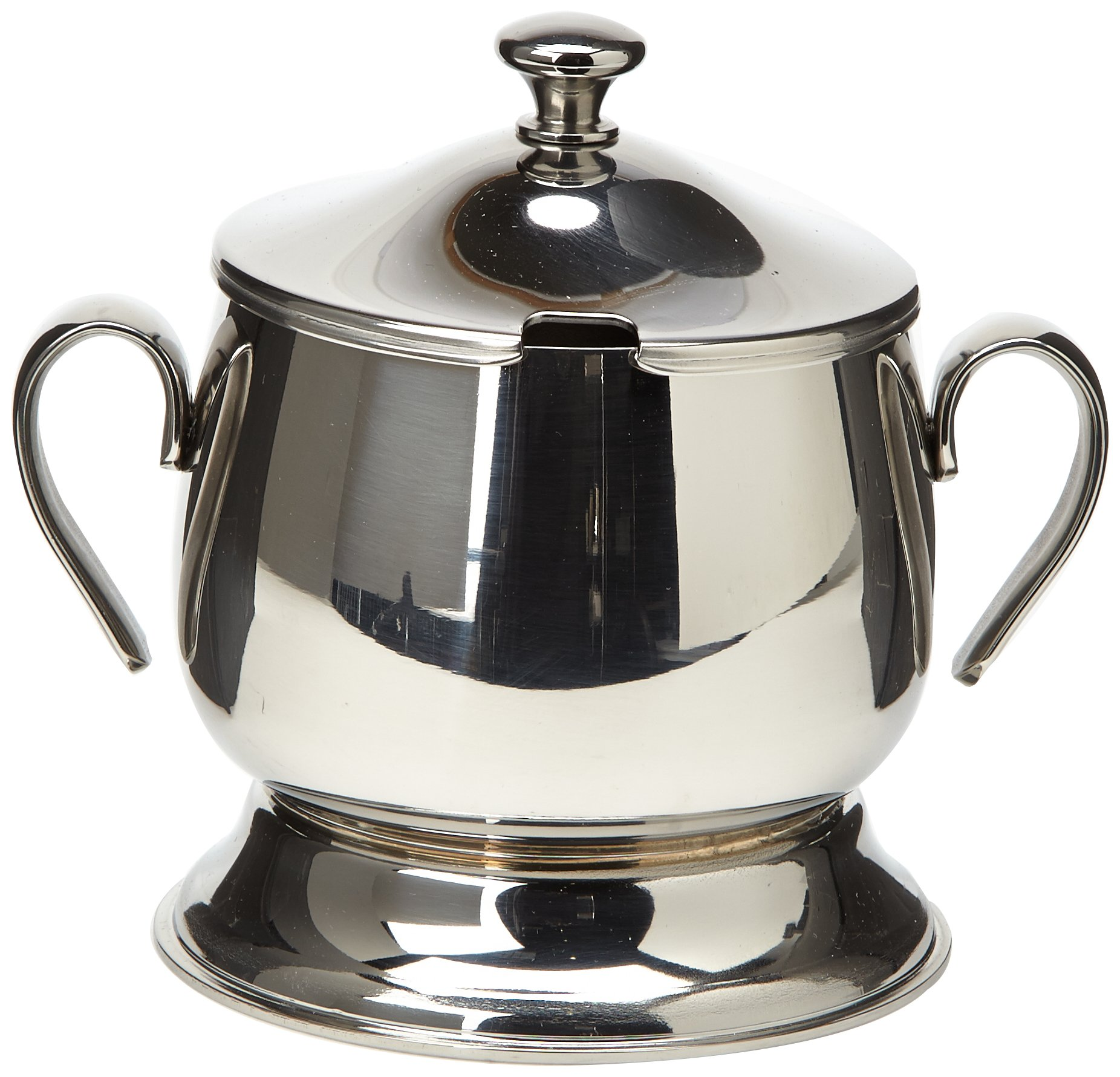 Mepra Bombata Sugar Bowl with Base, 35 Cubic Liter