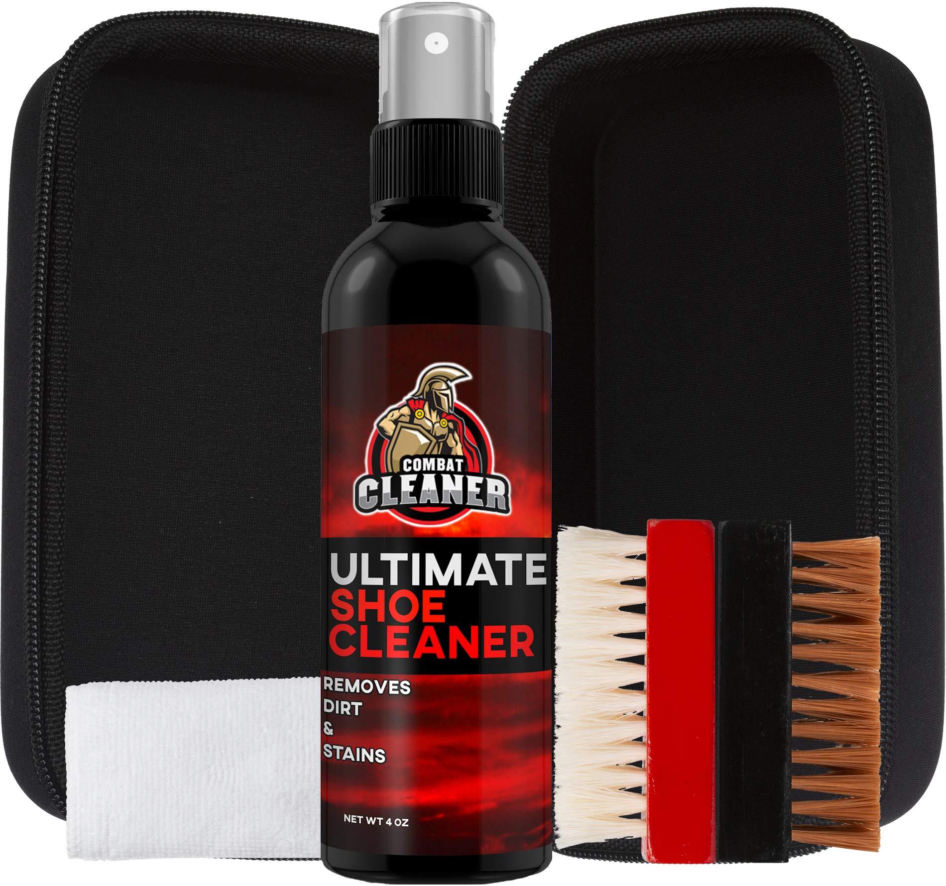 Ultimate Shoe Cleaner Travel Kit de Combat Cleaner | Limpiab