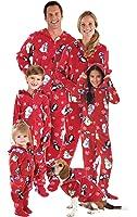 PajamaGram Onesie Winter Whimsy Matching Family Pajamas