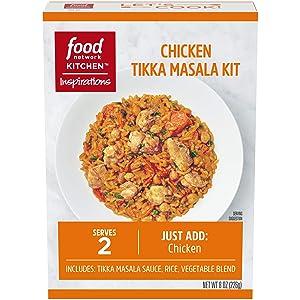 Food Network Kitchen Inspirations Chicken Tikka Masala Meal Kit (8 oz Box)
