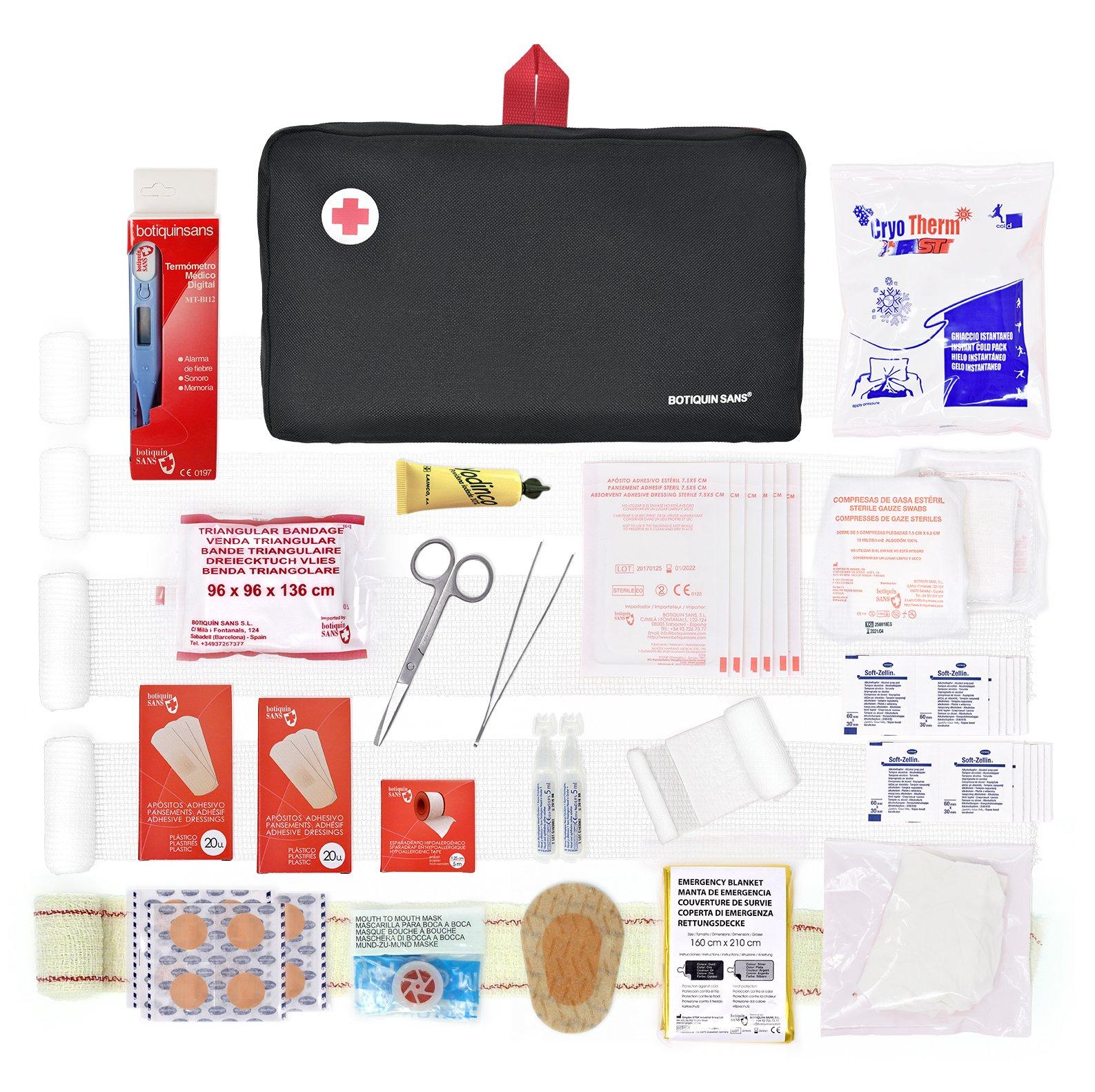 Mejor valorados en Kits de primeros auxilios & Opiniones ...