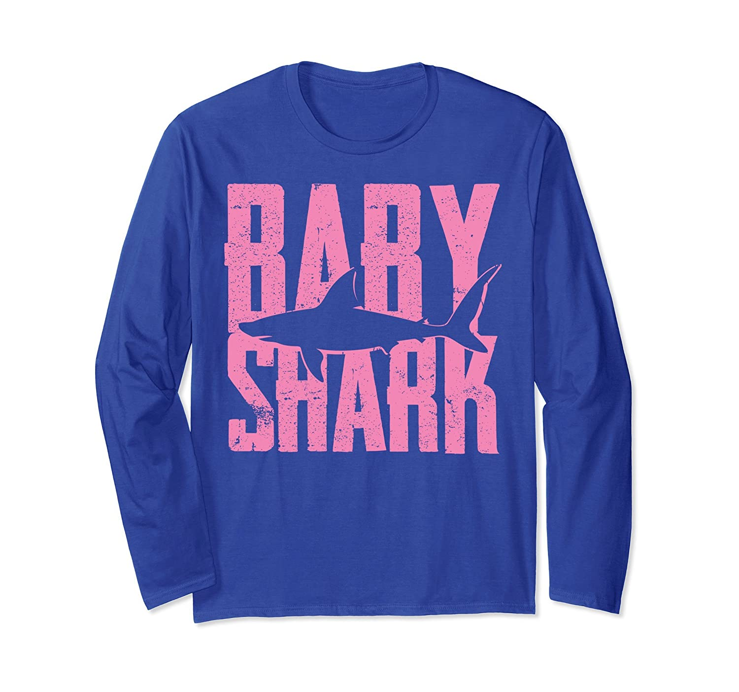 Baby Shark Shirt, Funny Daddy Mama Grandma T-shirt Gift-Awarplus
