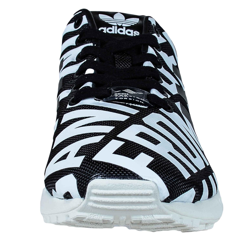 Adidas adidasB72683 Ro Damen ZX Flux Ro adidasB72683 Schwarz Weiß B72683 Damen f6a3ef