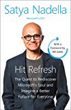 Hit Refresh: A Memoir by Microsoft's CEO