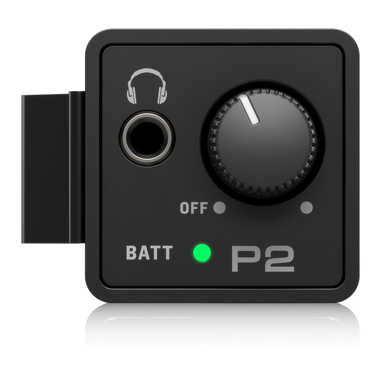 Behringer POWERPLAY 2 P2 - Amplificador de auriculares: Amazon.es: Instrumentos musicales