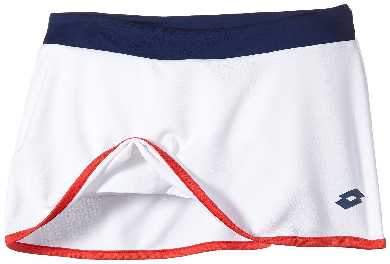 Lotto Sport Skirt Piper W G - Falda de tenis para niñas: Amazon.es ...