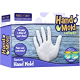 Skullduggery Perfect Craft Cast & Paint Hand Mold Kit with Perfect Cast Casting Material and Reusable Mold