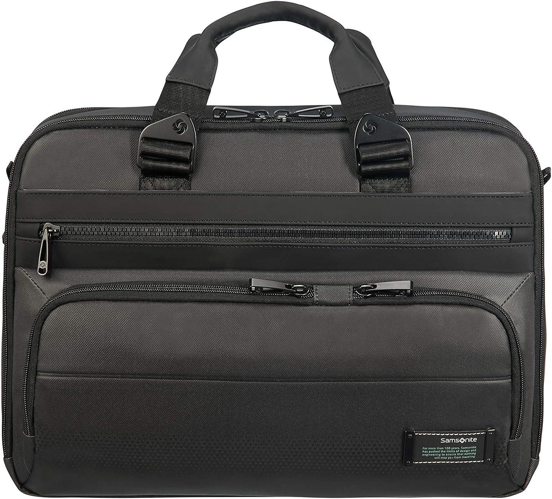 Samsonite Cityvibe jet black - 115513//1465 Expandable Briefcase 41 cm Black