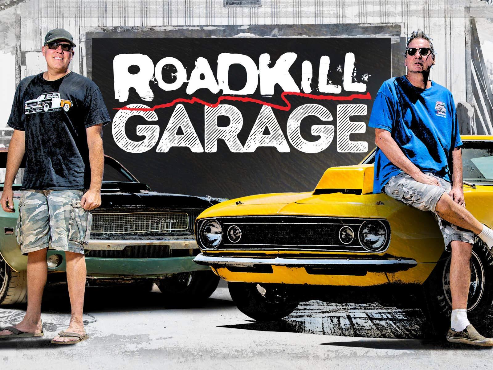 Watch Roadkill Garage Prime Video