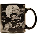 Silver Buffalo NB3334 Disney Nightmare Before Christmas Boogeyman Ceramic Mug, 20-Ounces