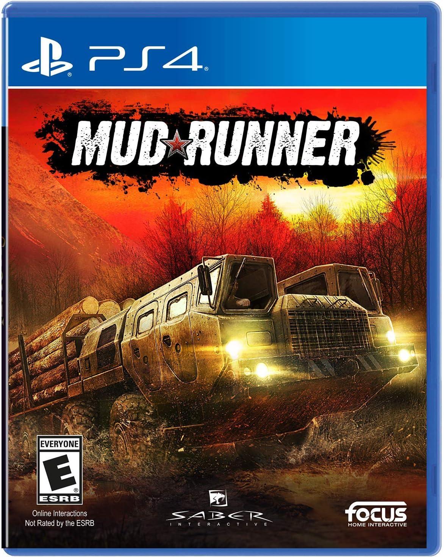 Amazon com: MudRunner - Xbox One: Maximum Games LLC: Video Games