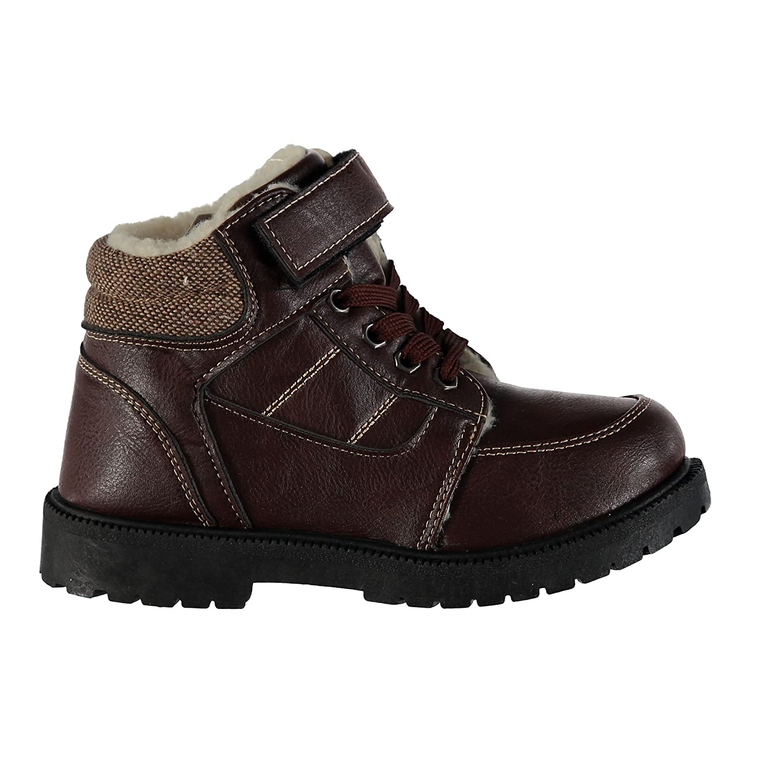 Shocked Big Boys Sherpa Lined Work Boot