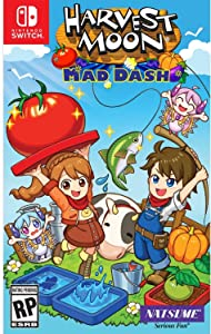 Harvest Moon: Mad Dash - Nintendo Switch Standard Edition