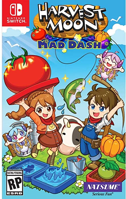 The Best Harvest Moon Mad Dash