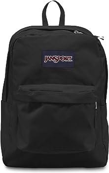 JanSport Superbreak Backpack (Black)