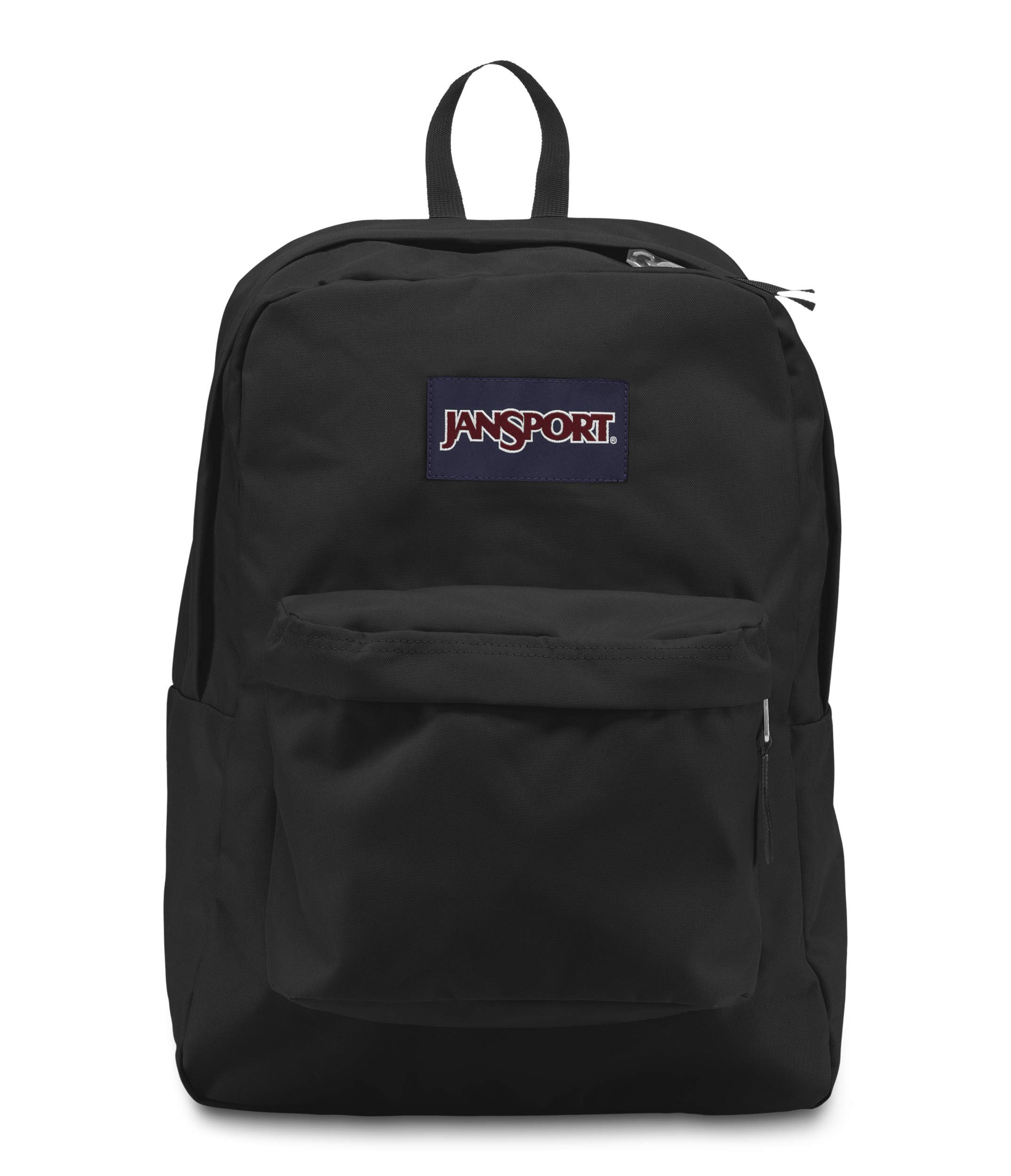 JanSport Superbreak Backpack - Lightweight School Pack, Black by JanSport