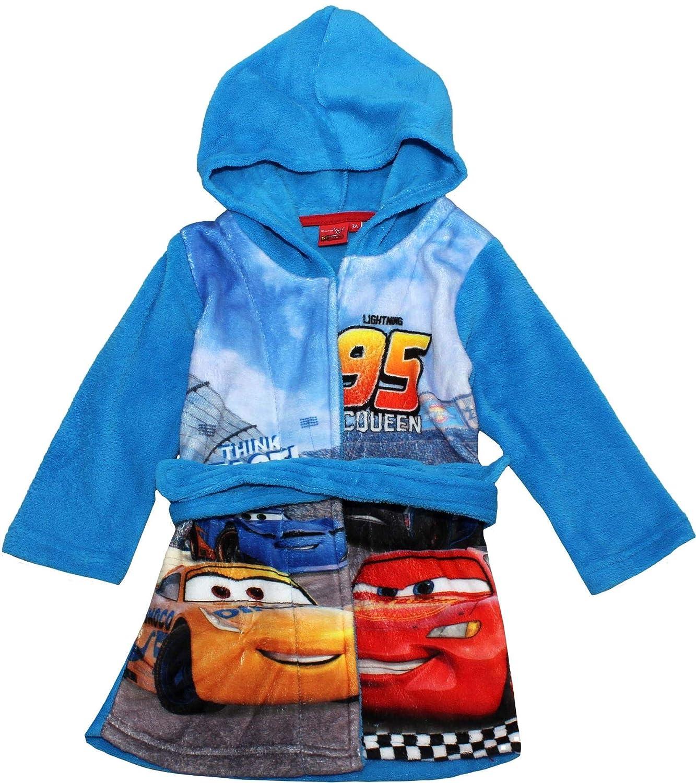 Disney Cars Boys Dressing Gown